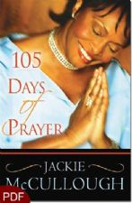 105 Days of Prayer (E-Book-PDF Download) by Jackie McCullough
