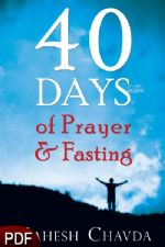 40 Days of Prayer and Fasting (E-Book-PDF Download) by Mahesh Chavda
