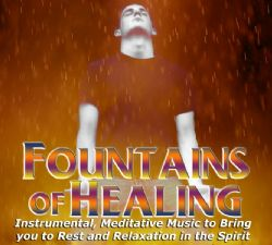 Fountains of Healing (MP3 Music Download) by Lane Sitz
