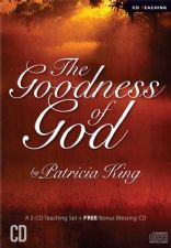 The Goodness of God (3 MP3 Download Teaching Set) by Patricia King