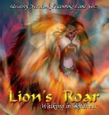 Lions Roar - Walking in Boldness (Prophetic Soaking CD) by Lane Sitz
