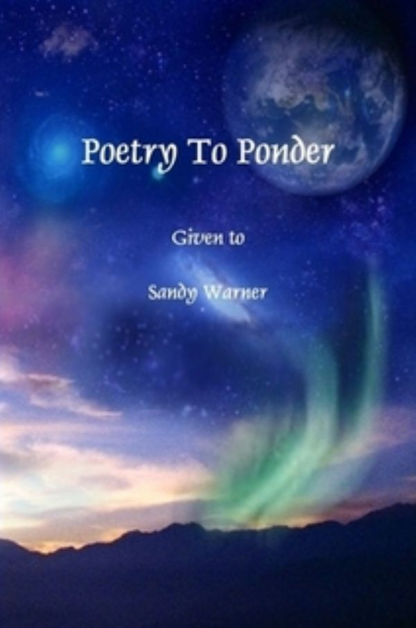 Poetry to Ponder (E-Book Download) by Sandy Warner