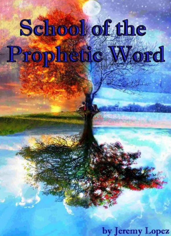 School of the Prophetic Word 4 Week Course (12 CD's, 1 Book, 1 Mp3 Prophetic Word, 1 Instructional Card)  by Jeremy Lopez