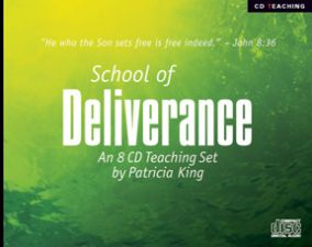 School of Deliverance (mp3 8 teaching download) by Patricia King