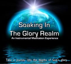 Soaking in the Glory Realm (Instrumental CD) by Various