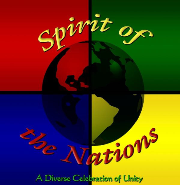 Spirit of the Nations (Instrumental CD) by David Baroni