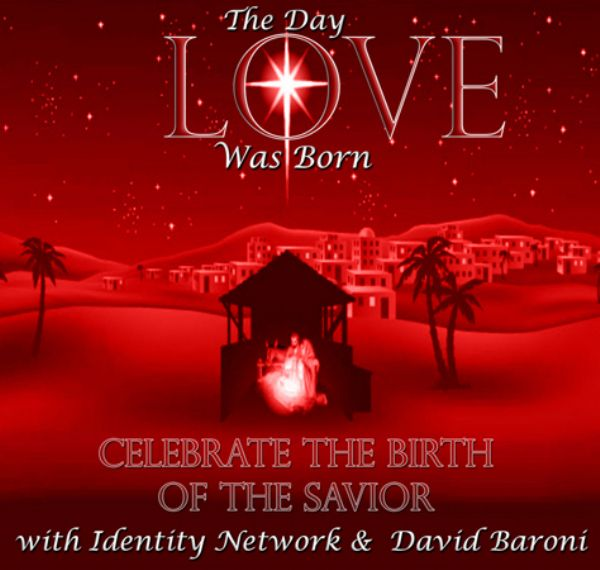 The Day Love Was Born (Christmas Music) by David Baroni