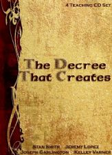 The Decree That Creates (4 MP3 Teaching Set) by Stan Smith, Jeremy Lopez, Joseph Garlington and Kelley Varner