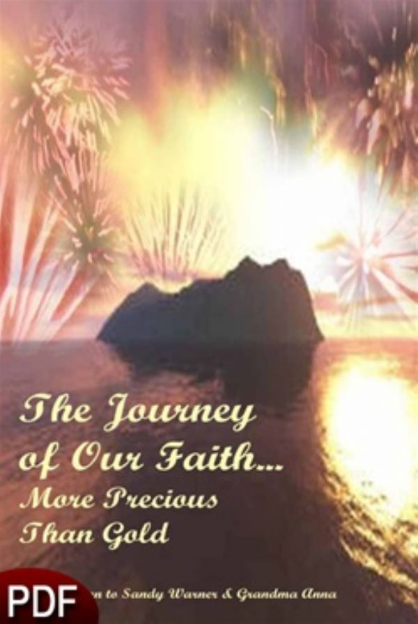 The Journey of Our Faith (E-Book Download) by Sandy Warner