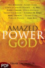 Amazed by the Power of God (E-Book-PDF Download) Compiled by Frank A. DeCenso Jr.