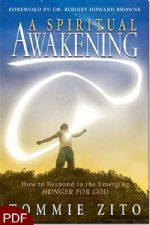 A Spiritual Awakening (E-Book-PDF Download) By Tommie Zito