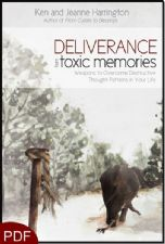 Deliverance from Toxic Memories: Weapons to Overcome Destructive Thought Patterns in Your Life  (E-Book-PDF Download) by Ken and Jeanne Harrington