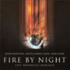 Fire by Night ' Live Prophetic Worship' (MP3 Music download) by Luke and Sanna Luker and Joann McFatter