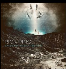 Songs for an End Time Army (Prophetic Worship CD) by Rick Pino