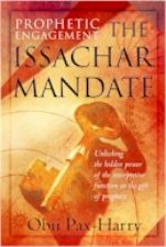 Prophetic Engagement - The Issachar Mandate (book) by Obii Pax-Harry